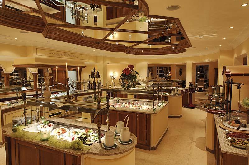 Restaurant Im Hotel Jagdhof 5 Sterne Hotels