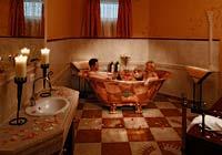 Romantisches Kaiserbad - Hotel Jagdhof in Bayern