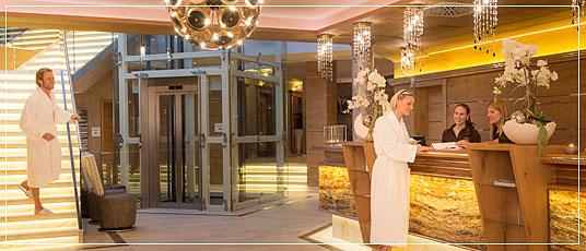Das Beauty-Schlössl im 5-Sterne Wellness-Hotel Bayerischer Wald